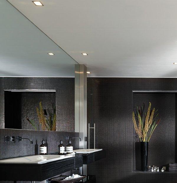 Kunststof plafonds